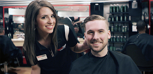 Sport Clips Haircuts of Westover Marketplace Haircuts
